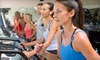 Up to 54% Off Two-Month Gym Membership
