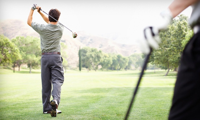 Centerton Golf Club - Pittsgrove: 18-Hole Round of Golf for Two or Four with Cart Rental at Centerton Golf Club in Elmer (Up to 54% Off)