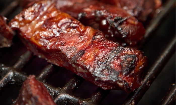 Reo's Ribs - Corbet - Terwilliger - Lair Hill: Barbecue Meal for Four or $12 for $25 Worth of Soul Food and Barbecue at Reo's Ribs