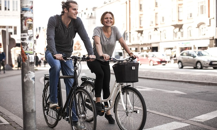 Rental Bike NYC - Midtown Center: Two- or Four-Hour Bike Rental or FUll-day Rental from Rental Bike NYC (Up to 50% Off)