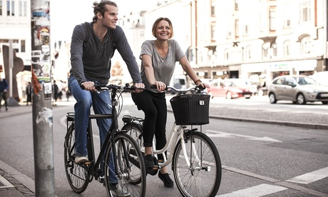 Tour en bicicleta para 1 o 2 desde 19,95 € con Urban Movil