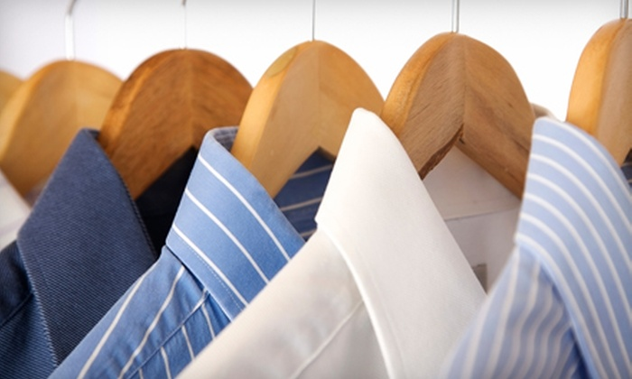 Dry Cleaning To-Your-Door - Northwest Columbia: $30 for Punch Card for Four $15 Dry-Cleaning Services from Dry Cleaning To-Your-Door ($60 Value)