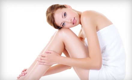 6 Laser Hair-Removal Treatments for One Extra-Small Area (a $650 value) - Somalase Skin and Laser Institute in Sanford