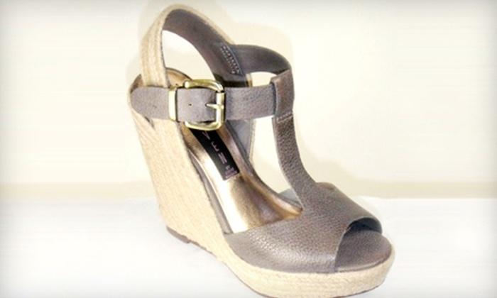 Zelaya Shoes of Bethesda - Bethesda: $25 for $50 Worth of Shoes and Accessories at Zelaya Shoes of Bethesda