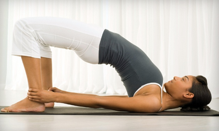 Yoga Source - Coral Springs: 5 or 10 Classes at Yoga Source in Coral Springs (Up to 66% Off)