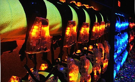 Two Games of Laser Tag for One Person - Ultrazone Family Entertainment in Fort Wayne