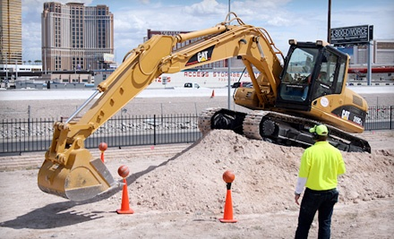 Dig This Heavy Equipment Playground - Dig This Heavy Equipment Playground in Las Vegas