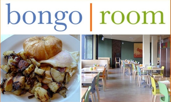 Bongo Room on Wabash - South Loop: $10 for $20 Worth of Creative Morning and Afternoon Fare at Bongo Room
