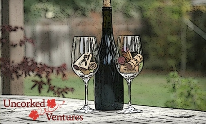 Uncorked Ventures: $20 for a One-Month Wine Exploration Club Membership to Uncorked Ventures