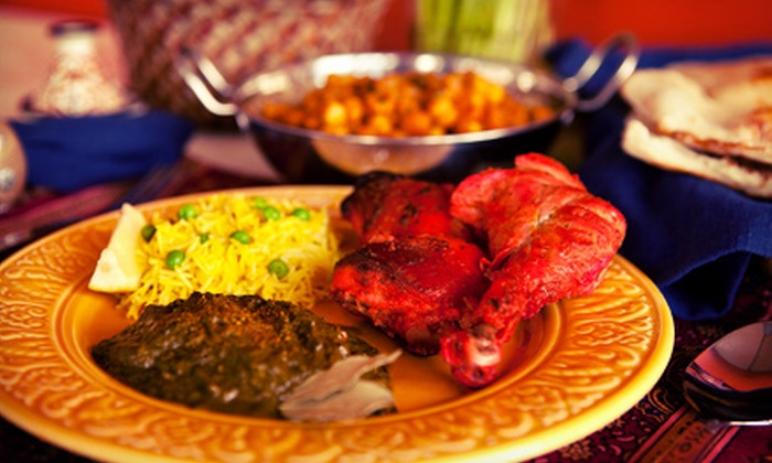 Tandoor on Haight - Central North San Francisco: Three Groupons, Each Good for $10 Worth of Indian Cuisine on Weekdays or Weekends at Tandoor on Haight