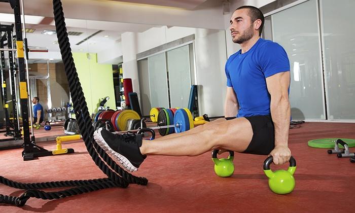 Crossfit Apar - 4: Four Weeks of Unlimited CrossFit Classes at CrossFit APAR (65% Off)
