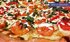 Sundried Tomato Cafe: $22 for $40 Worth of Casual Italian Cuisine at Sundried Tomato Cafe