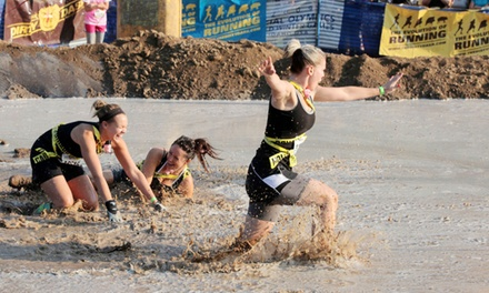 $30 for Entry to The Dirty Dash on Saturday, August 2 ($50 Value)