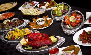 Charminar Indian Restaurant: Indian Cuisine for Dinner for Two or Four at Charminar Indian Restaurant (Up to 50% Off)
