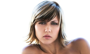 Giani Hair Salon: Single-Process Color or Full or Partial Highlights at Giani Hair Salon (Up to 52% Off)