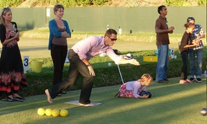 Newbie Lawn Bowls: Beers and Bowls from R299 for Six with Newbie Lawn Bowls (Up to 50% Off)