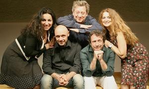 Melarido - Teatro Gallarate: Il neurone innamorato, il 7 maggio al Teatro Condominio di Gallarate (sconto 48%)