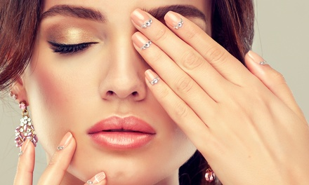 Bio-Gel Manicure - Better Life Nails Spa | Groupon