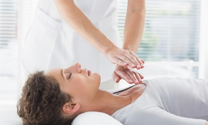 World Therapy Center: One or Three 90-Minute Reiki Massages at World Therapy Center (Up to 57% Off)