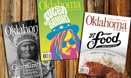 One- or Two-Year Subscription to Oklahoma Today (Up to 60% Off)