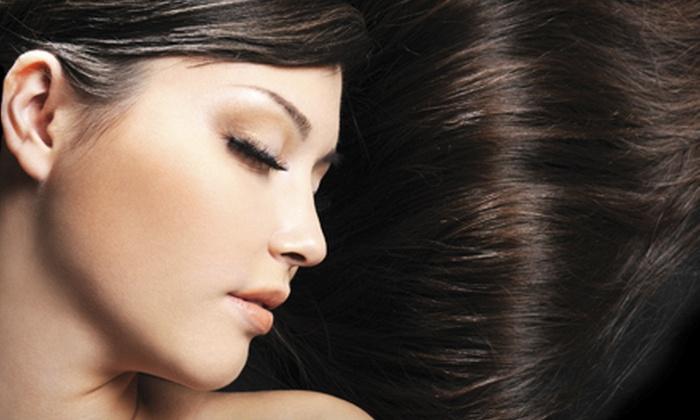 Avenue Hair and Nails Salon - Saint Clair Shores: $200 for a Haircut, Style, and Pravana Hair-Smoothing Treatment at Avenue Hair and Nails Salon ($400 Value)