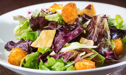 Global Cuisine at Feast (Up to 46% Off). Two Options Available.