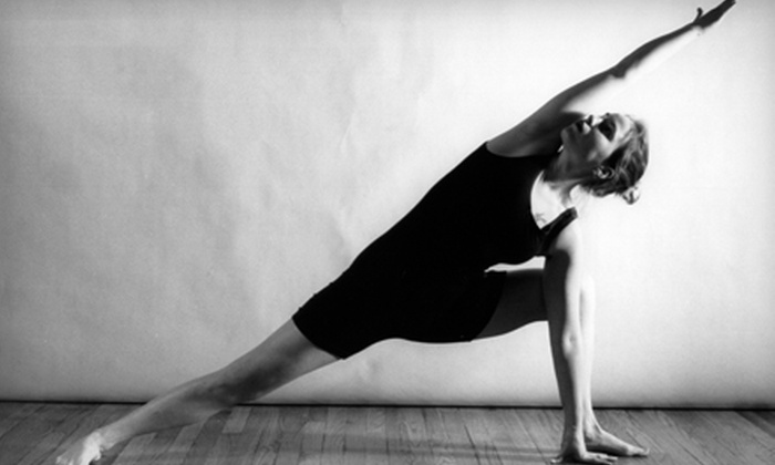 Littleton Yoga Center - Charter: Three Classes or One Month of Unlimited Classes at Littleton Yoga Center