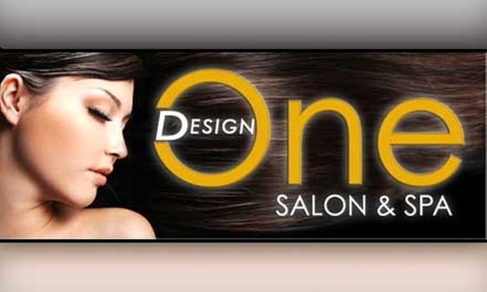 Design One Salon & Spa - Midlothian: $84 for a Shellac Manicure and Pedicure and Choice of a Massage or Facial (Up to $183 Value) at Design One Salon & Spa