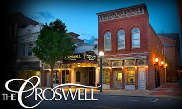 croswell opera house in adrian  michigan