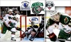 Houston Aeros - Downtown: $14 for Aeros Corner Seats with Club Access Tickets ($28 Value). Buy Here for Saturday, December 26, vs. San Antonio Rampage. See Below for December 28 Game.