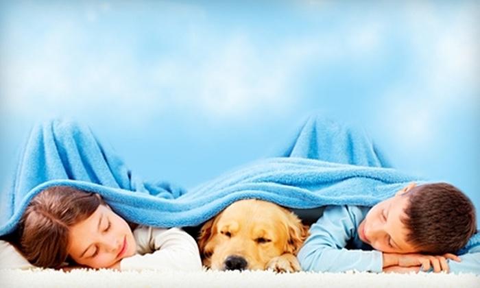 Fresh Scent Carpet Care - Wythe: $65 for a Carpet Cleaning for Five Rooms from Fresh Scent Carpet Care ($150 Value)