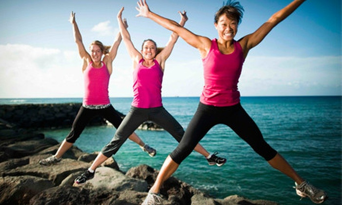 Boot Camp Hawaii - Multiple Locations: 20 Boot-Camp Classes or Eight Weeks of Unlimited Boot-Camp Classes from Boot Camp Hawaii (Up to 71% Off)