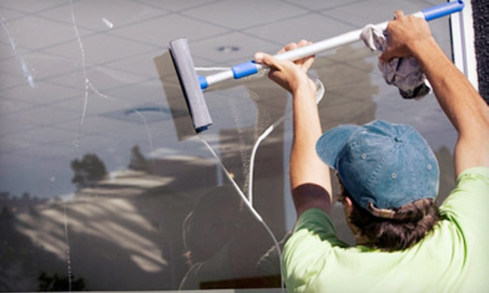 What A View Window Cleaning - Orange County: Exterior and Interior Window Cleaning for Up to 15, 25, or 35 Windows from What A View Window Cleaning (Up to 68% Off)