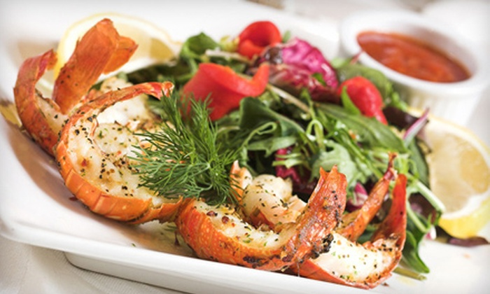 La Mancíon Restaurant - Woodlake/ Briar Meadow: Lunch for Two or Four or $40 Worth of American Bistro Fare at La Mancíon Restaurant