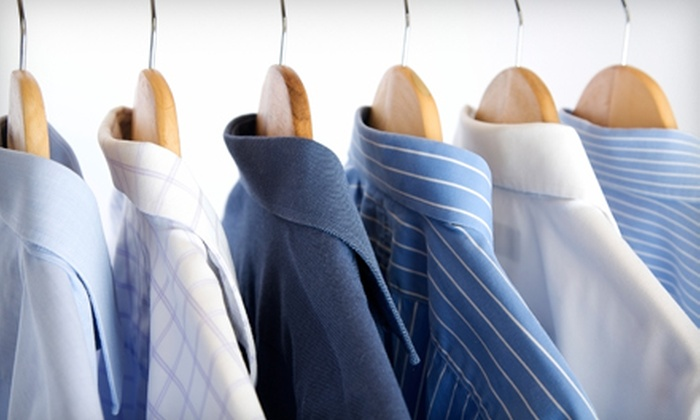 Tinsley's Dry Cleaners - Multiple Locations: Dry-Cleaning Services or Wedding-Gown Preservation at Tinsley's Dry Cleaners
