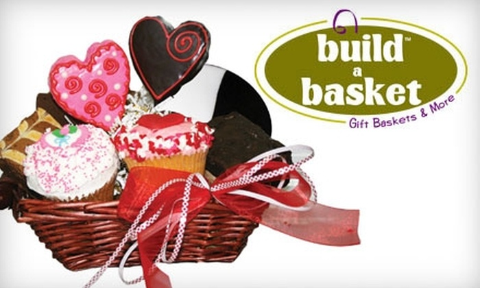 Build A Basket - East Hanover: $20 for $40 Worth of Gift Baskets from Build A Basket