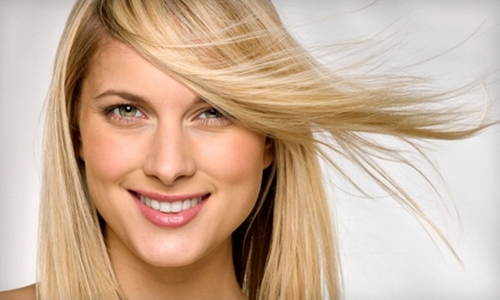 Serendipity Salon & Spa - Perry: $45 for $90 Worth of Services from Serendipity Salon & Spa in Southport