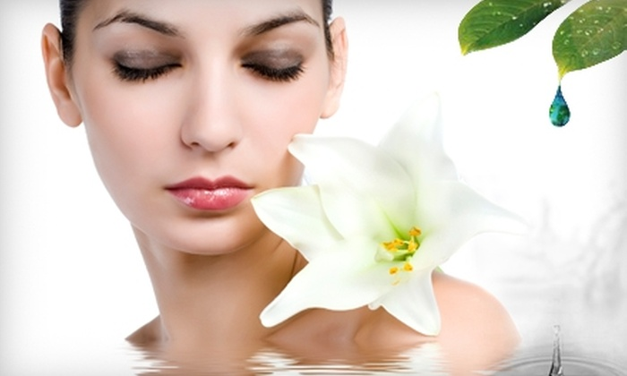 Spa Pure - Multiple Locations: $39 for a Massage and Relaxation Facial at Spa Pure ($84 Value)