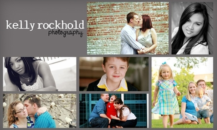 Kelly Rockhold Photography - Louisville: $49 for a One-Hour Photo Session, Prints, and a CD of Images from Kelly Rockhold Photography (Up to $425 Value)