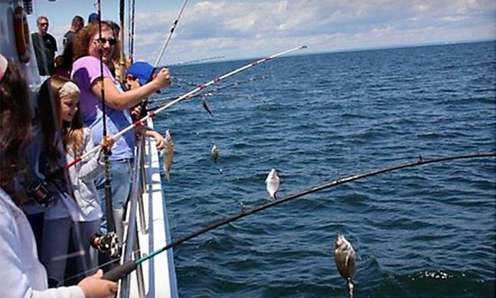 Celtic Quest Fishing - Port Jefferson: $25 for $50 Toward a Fishing Trip from Celtic Quest Fishing