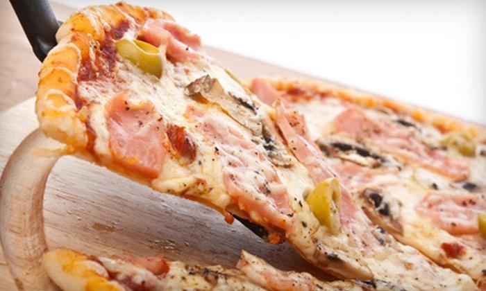 Vito's Famous Pizza - North Valley,Ponderosa: $15 for $30 Worth of New York–Style Pizza at Vito's Famous Pizza in Sunnyvale