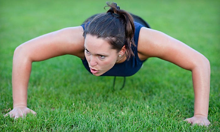 Reshape Boot Camp - Multiple Locations: Six-Week Transformation Boot Camp with Option of Nutrition Package at Reshape Boot Camp in Greenwich (Up to 94% Off)