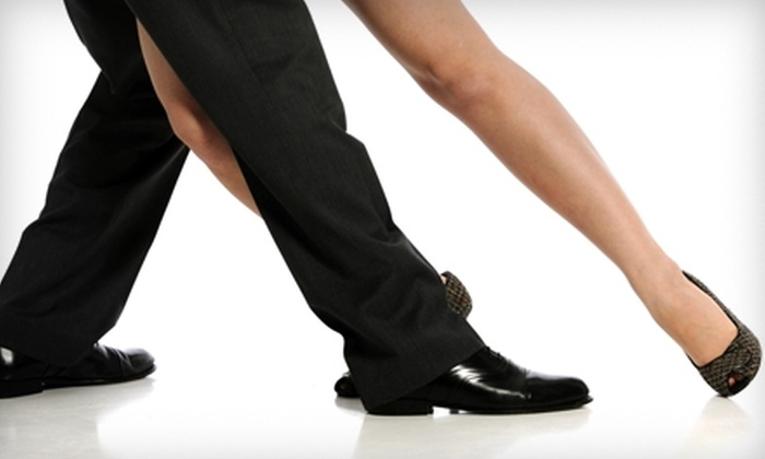 Champion Ballroom Center - Franklin: $35 for Two Private Dance Lessons at Champion Ballroom Center in Franklin ($150 Value)