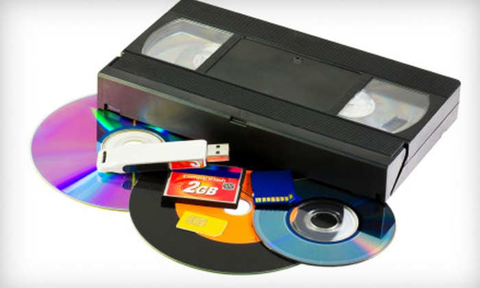 Rapid Photo Toronto - Downtown Toronto: VHS to DVD Conversion or $25 for $70 Worth of Photo Enlarging and Printing at Rapid Photo Toronto