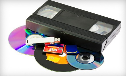 Digital Conversion of a VHS Cassette to a DVD (a $30 value) - Rapid Photo Toronto in Toronto