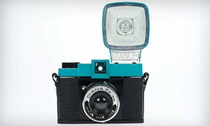Lomography: $20 for $50 Worth of Analog Cameras and Accessories from Lomography