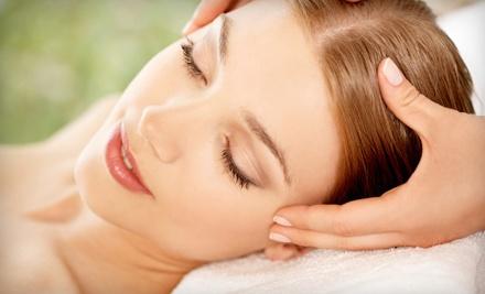 45-Minute Shirodhara Relaxation Treatment (a $50 value) - Harisa Massage Therapy & Ayurvedic Wellness Center in Tonawanda