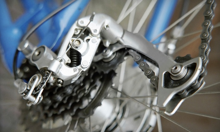 Chain Reaction Bike Shop - GAINESVILLE: $40 for a Bicycle Overhaul at Chain Reaction Bike Shop ($80 Value)