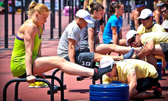 CrossFit 601 and CrossFit Clinton - Multiple Locations: One Month of Unlimited CrossFit Classes at CrossFit 601 or CrossFit Clinton (Up to 79% Off)