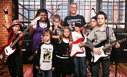 1 Private 30-Minute Guitar Lesson (a $20 value) - Valley Music Institute at the Gottschalk Music Center in Modesto
